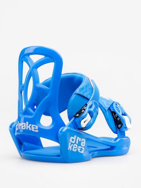 Snowboardové vázání Drake Lf (blue)