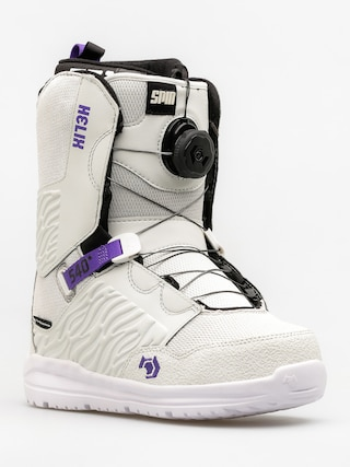 Boty na snowboard Northwave Helix Spin Wmn (white)
