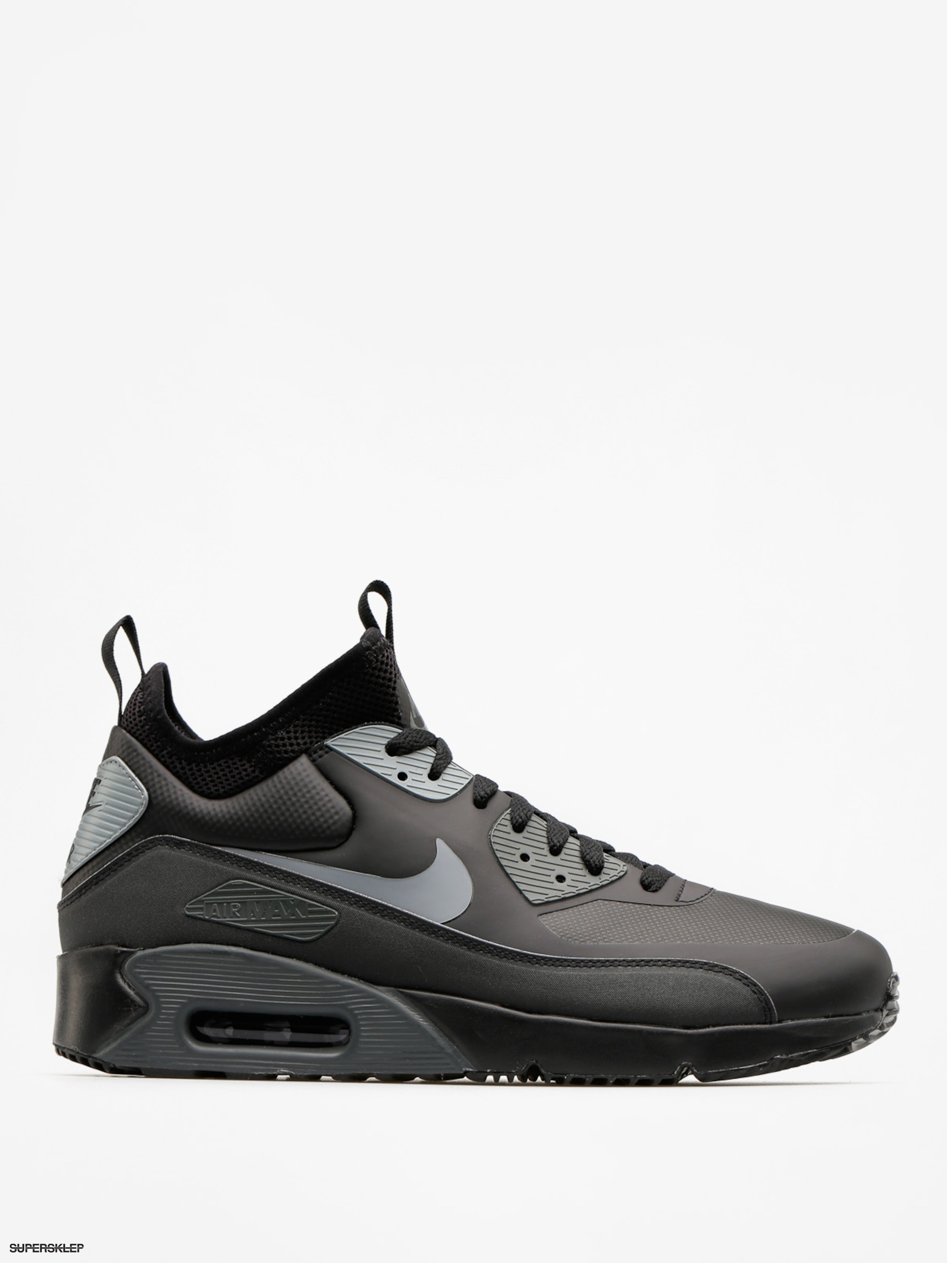 Boty Nike Air Max 90 Ultra Mid Winter (black/cool grey anthracite)