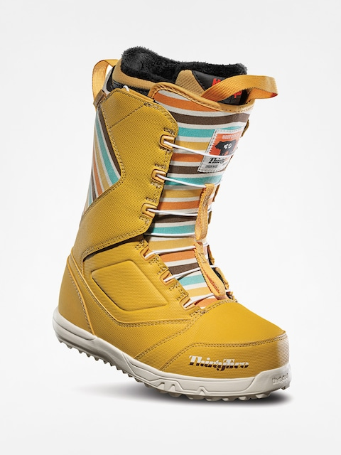Boty na snowboard ThirtyTwo Zephyr FT Wmn (yellow)