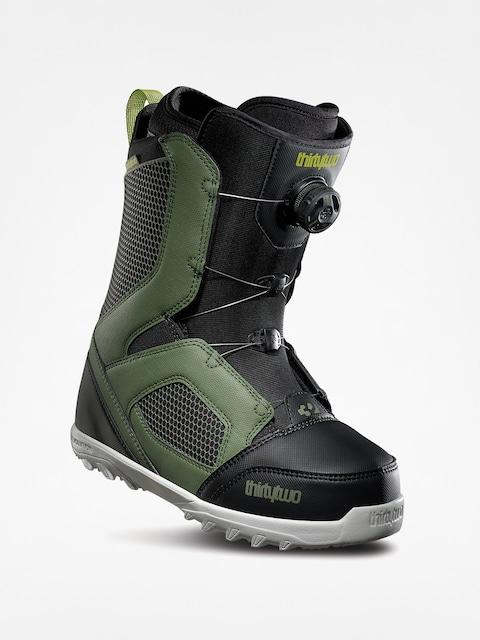 Boty na snowboard ThirtyTwo Stw Boa (olive/black)