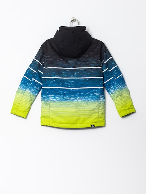 Snowboardová bunda Quiksilver Mission Engineered (sulphur blur lights)