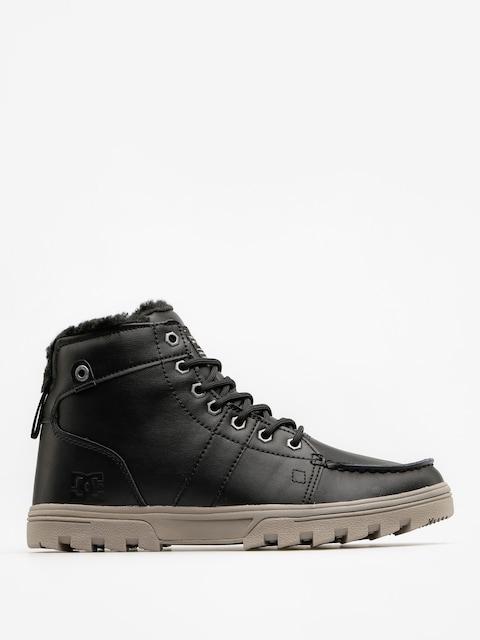 Zimní boty DC Woodland (black/tan)
