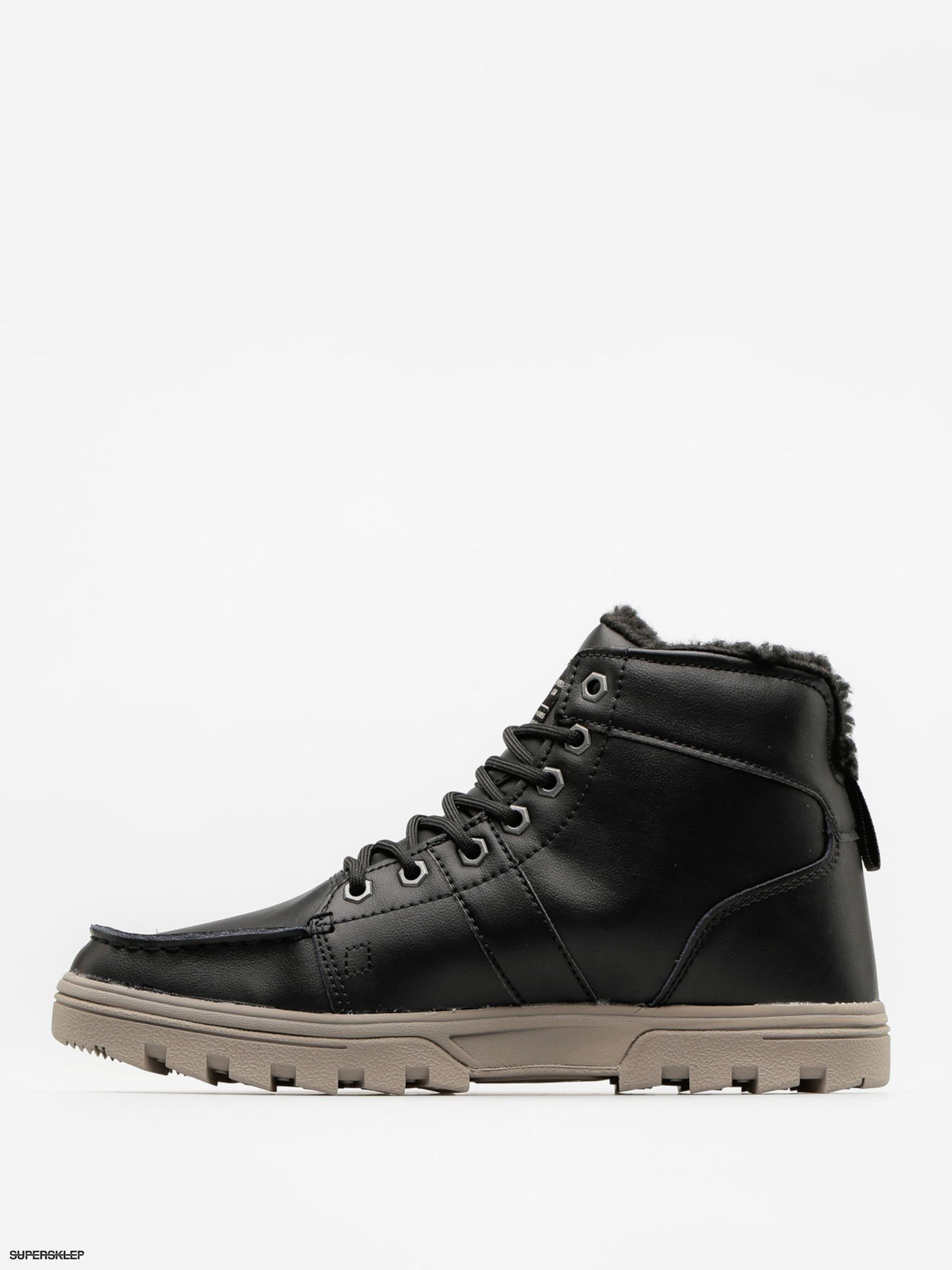 Zimní boty DC Woodland (black tan) 0594597fbb