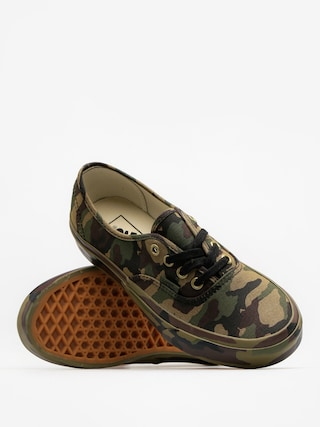 Boty Vans Authentic (classic camo)