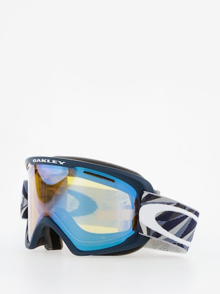 Brýle na snowboard Oakley O Frame 2.0 Xm (facet iron fathom/high intensity yellow)