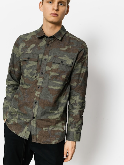 KošileVolcom  Woodland LS (cam)