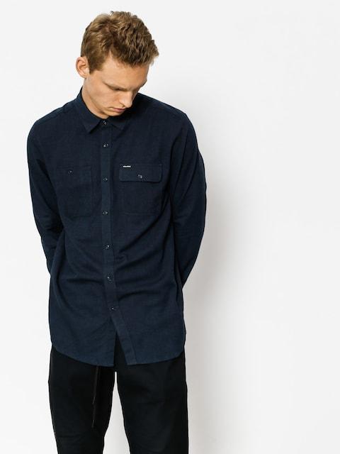 Košile Volcom Hickson LS (nvy)