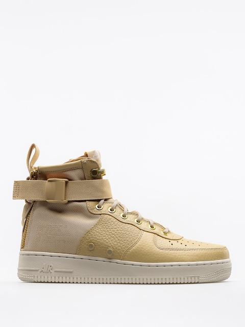 Boty Nike Sf Air Force 1 Mid (mushroom/mushroom light bone)