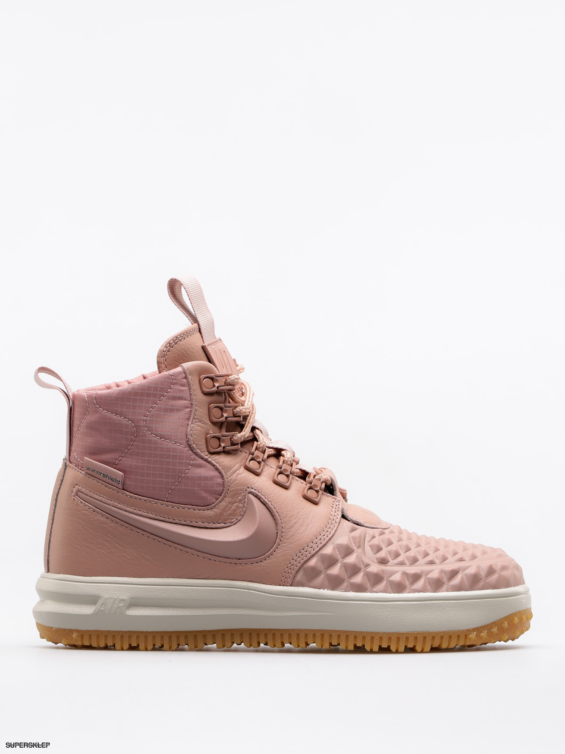 purchase cheap d8b91 845b0 Boty Nike Lunar Force 1 Duckboot Wmn (particle pink particle pink black)