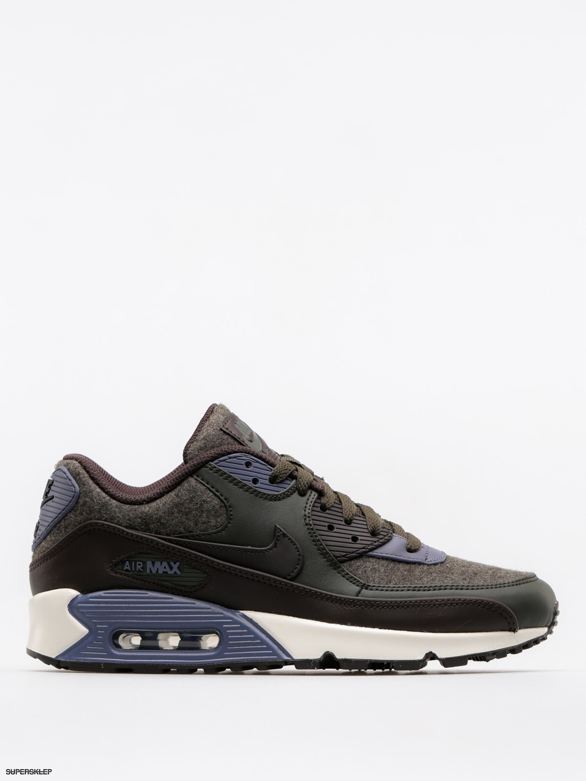 Boty Nike Air Max 90 Premium (sequoia/velvet brown light carbon)