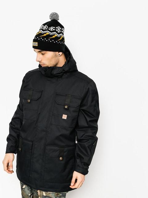Snowboardová bunda DC Servo (black)