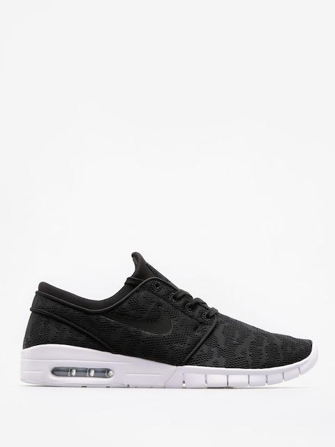 Boty Nike SB Stefan Janoski Max (black/black white)