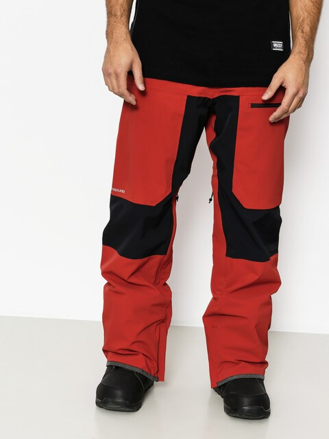Snowboardové kalhoty  Quiksilver Tr Stretch (ketchup red)