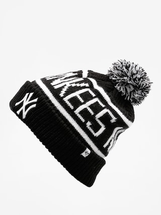 Čepice 47 Brand New York Yankees Pom (black)