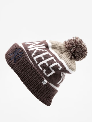 Čepice 47 Brand New York Yankees Pom (gray)