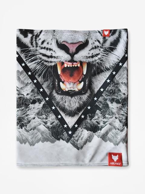 Šátek Wolface Snow Tiger