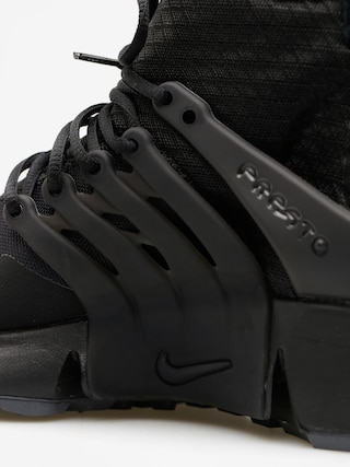 Nike Boty Air Presto Utility Mid Top (black/black dark grey)