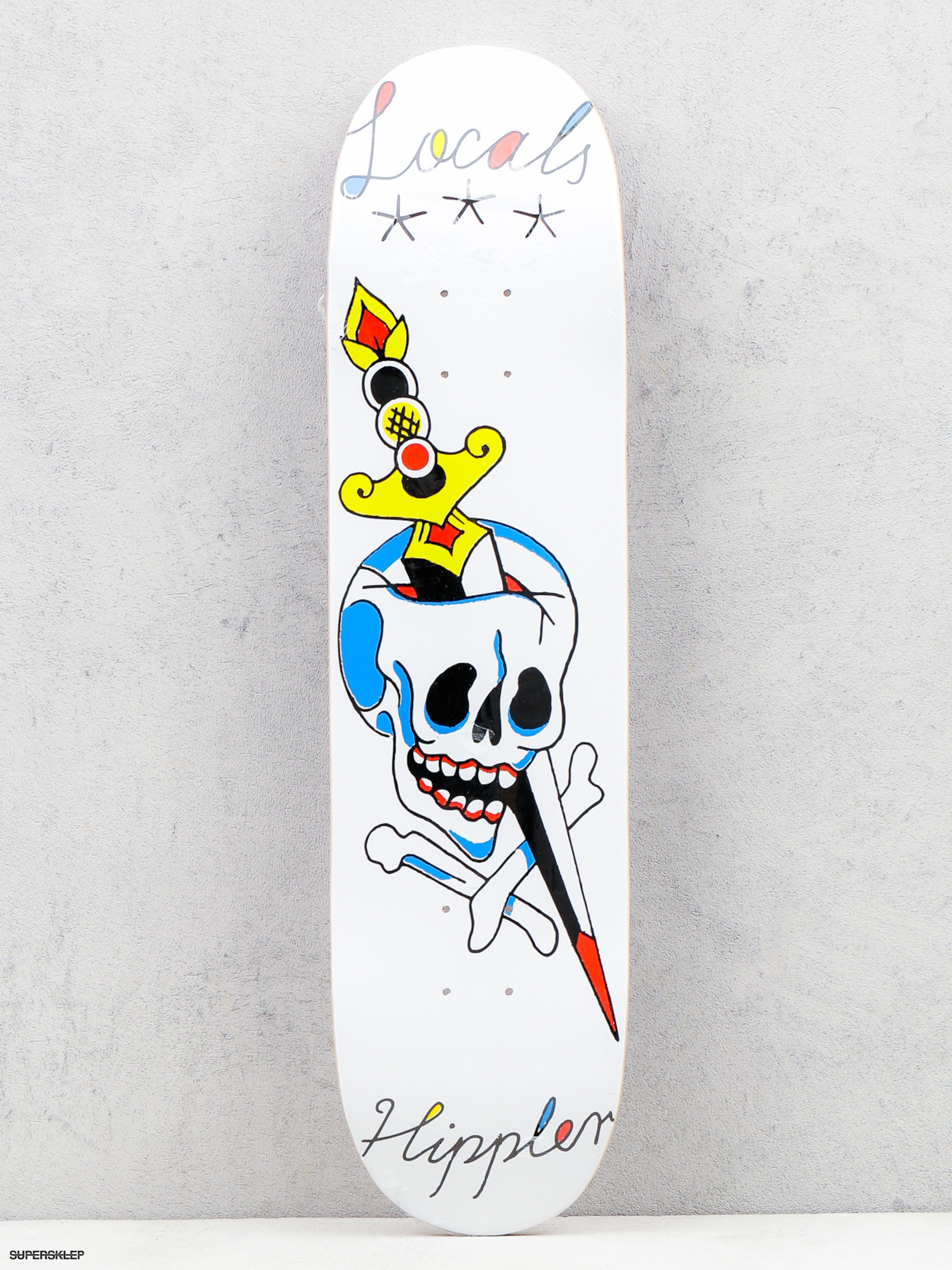Locals Skateboards Deska Hippler