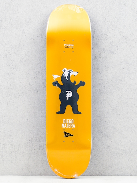Primitive Deska x Grizzly Najera Mascot (gold)