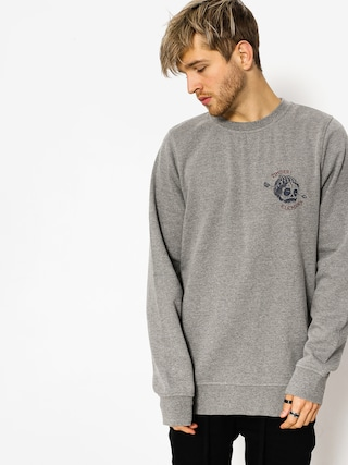 Mikina Element Around Crew (grey heather)