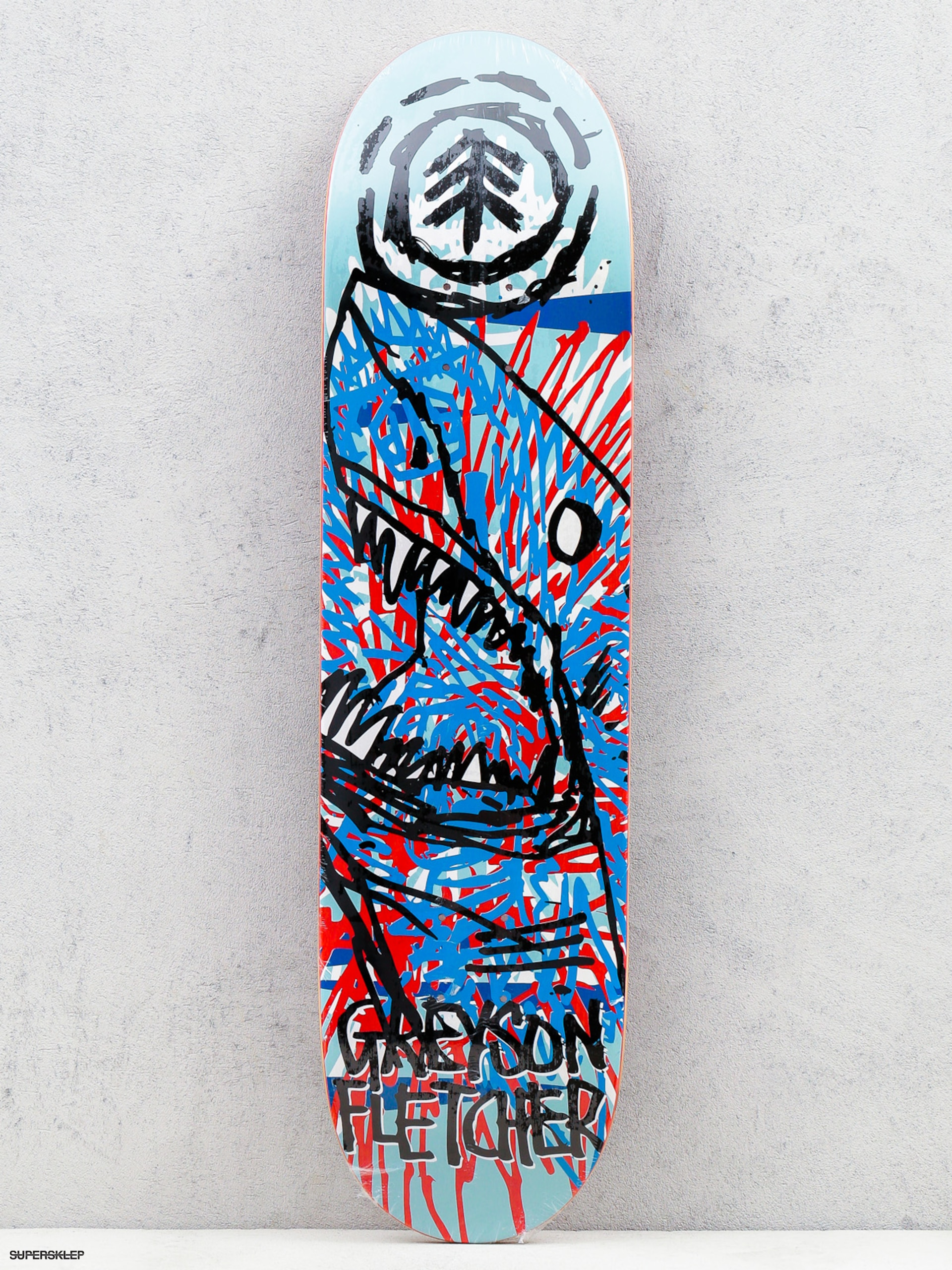 Deska Element Fos Greyson Shark