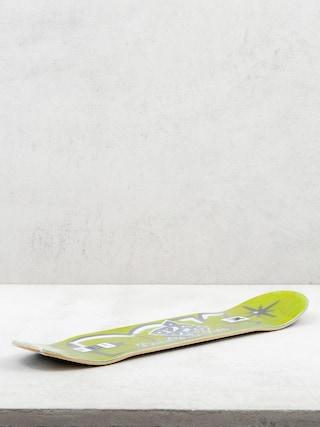 Deska DGK Airbrush Stevie (white/multi)