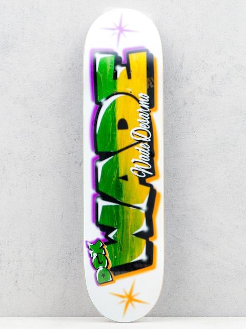Deska DGK Airbrush Wade (white/multi)