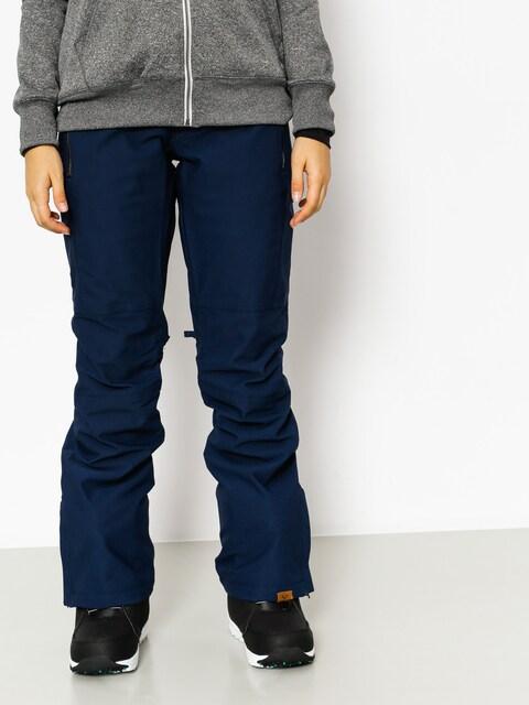 Snowboardové kalhoty  Roxy Cabin Wmn (peacoat)
