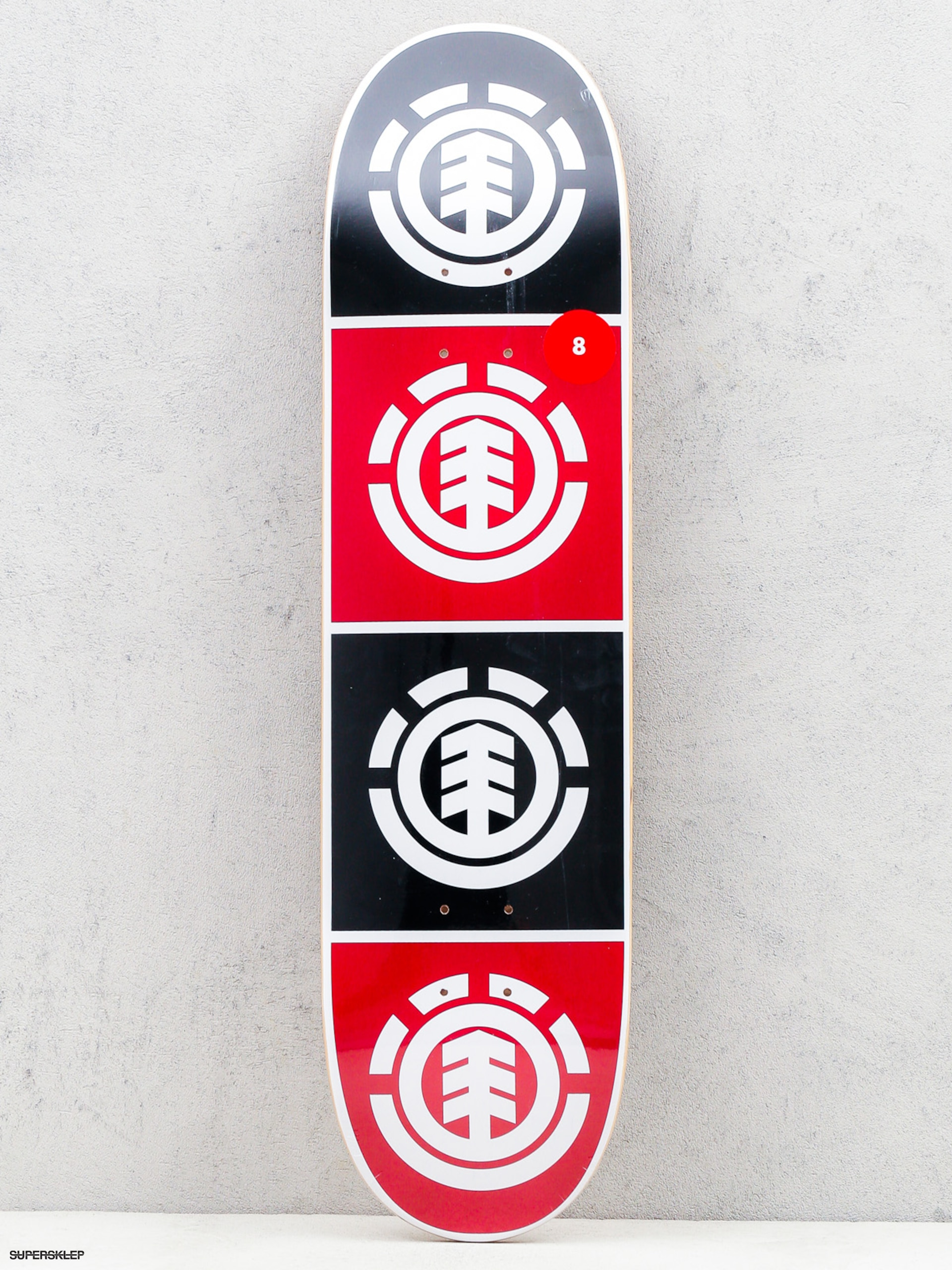 Deck Element Quadrant 8.0''