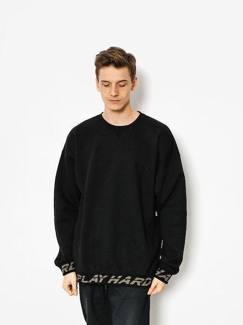 K1x Mikina Ph Crewneck (black)