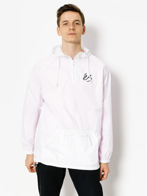 Bunda Es Packable Anorak (white)