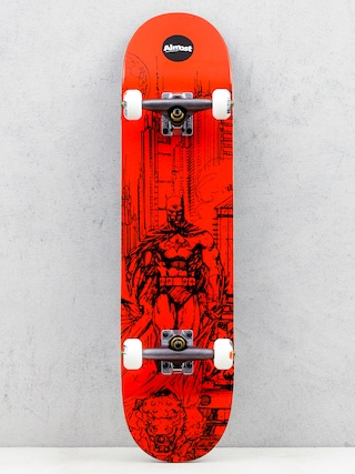 Skateboard Almost Jim Lee Batman Resin Pre (red)