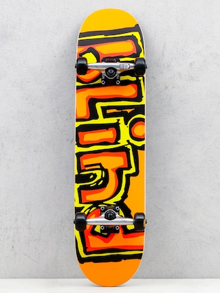 Skateboard Blind Matte (orange)