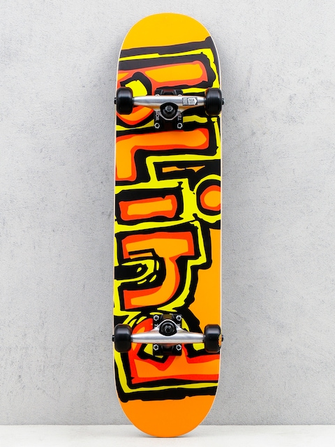 Skateboard Blind Matte (orange)