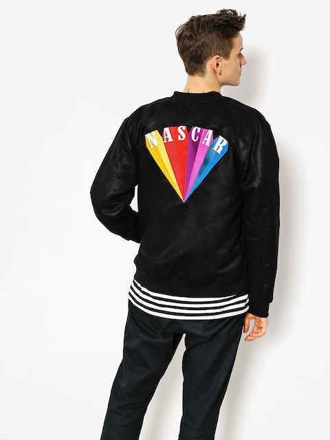 The Hive Bunda Nascar Bomber Premium (black)
