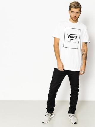 Triu010dko Vans Print Box (white black)