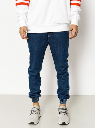 Kalhoty Diamante Wear Rm Jogger Jeans (light jeans)