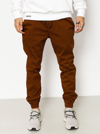 Diamante Wear Kalhoty Rm Classic Jogger (brown)