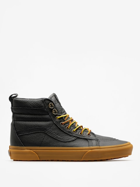 Boty Vans Sk8 Hi Mte (mte/black/leather/gum)