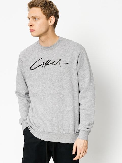 Mikina Circa Select (athletic grey)