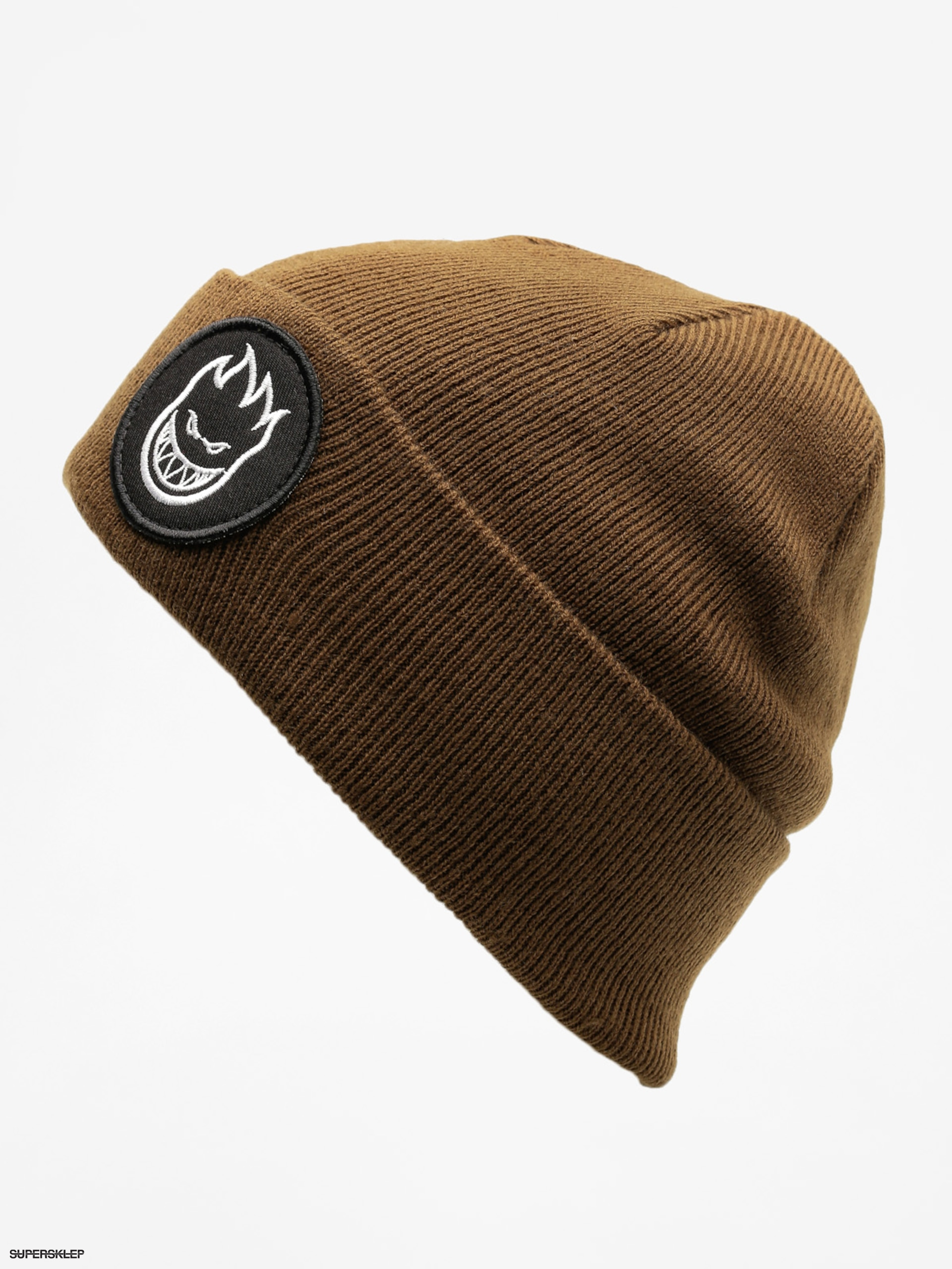 Čepice Spitfire Beanie Big Head Cir Cuff