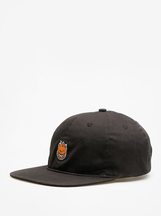 Kšiltovka  Spitfire Lil Big Head ZD (black/orange)