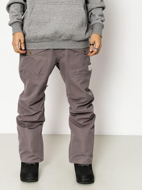 Analog Snowboardové kalhoty Contract (heathers)