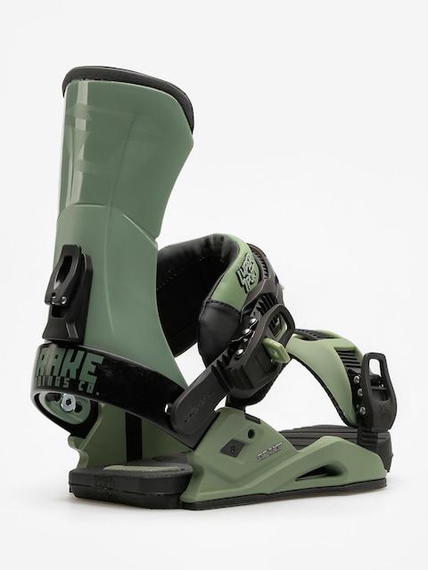 Snowboardové vázání Drake Super Sport (army)