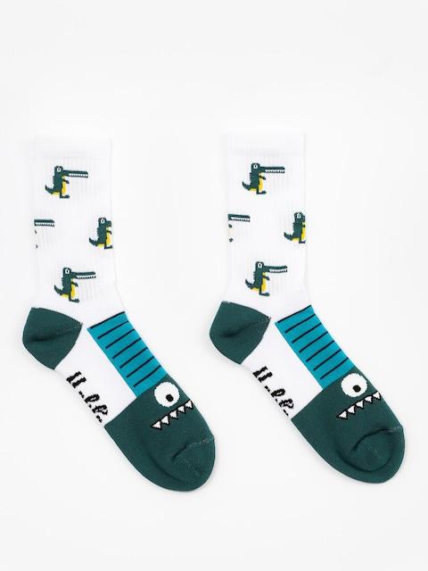 Ponožky Malita Crocodiles