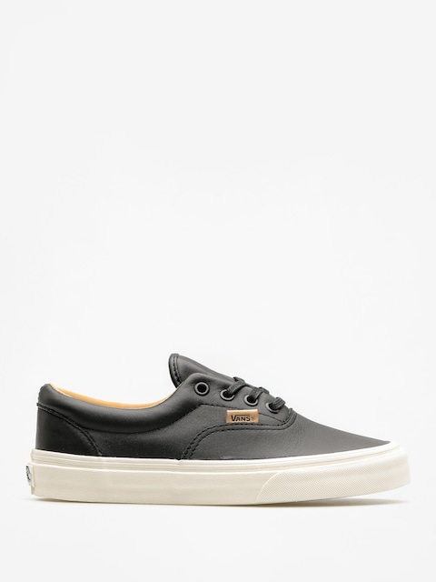 Boty Vans Era (lux leather/black/porcini)