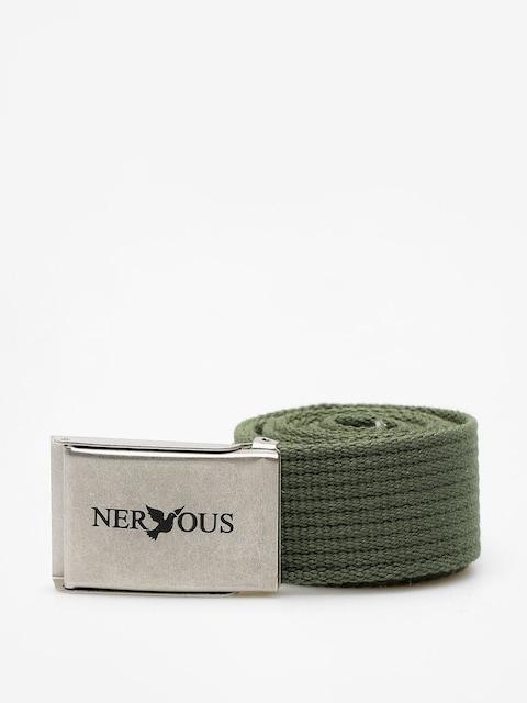 Pásek Nervous Classic (olive)