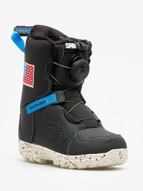 Boty na snowboard Northwave Lf Spin (black)