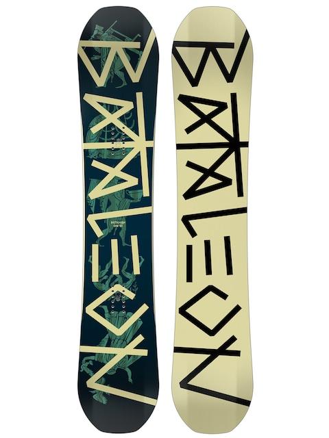 Snowboard Bataleon Global Warmer (creme/black)